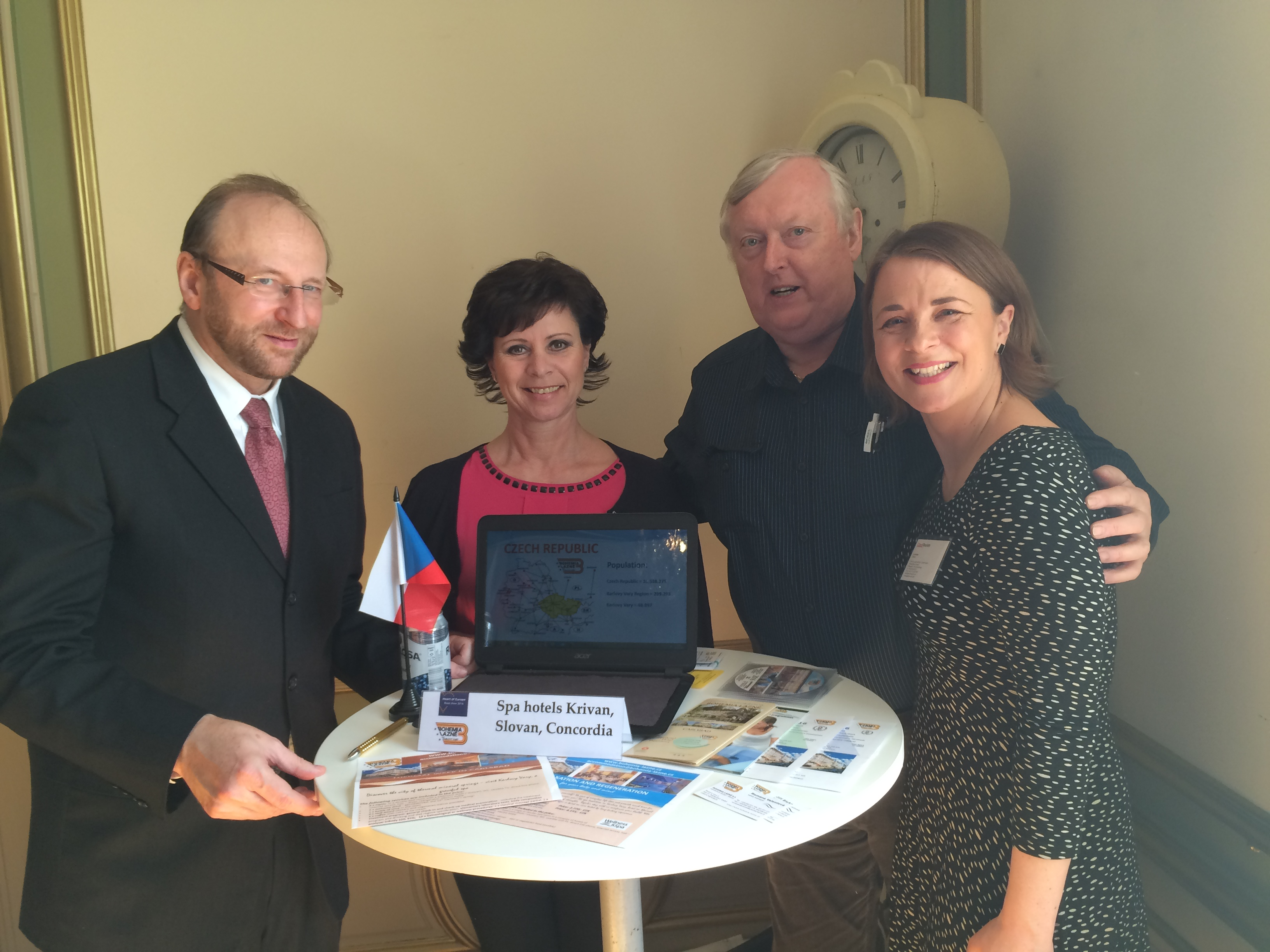 Heart of Europe B2B Roadshow in Stockholm | Embassy of the