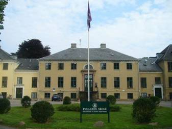 Den internationale private skole – Rygaards skole.