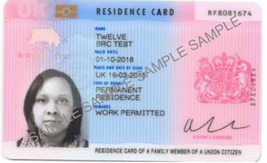 How do HM issue residence cards if passport is returned? : EEA-route ...
