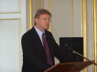Minister Štefan Füle
